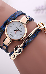 nova moda em couro estilo pulseira de verão casuais relógios relógio de pulso mulheres se vestem relógios relogios Femininos relógio
