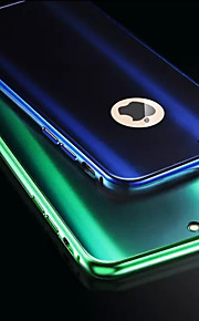 etter metallrammen telefonen skallet plating shell combo for iphone 6plus / 6s pluss (assorterte farger)