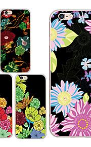 maycari®carpets von Blumen TPU Tasche für iPhone 6 / iphone 6s (verschiedene Farben)