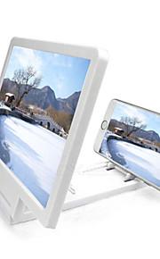 o mais recente lupa dobrável andaimes portáteis de vídeo móvel amplificador hd olho 3d olho (cores sortidas)
