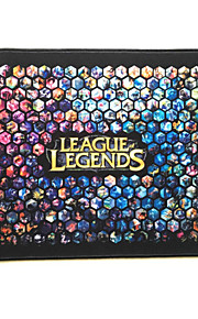 Gaming Gamer LOL League of Legend Huge All Hero Show Mouse Pad High Sensitivity Waterproof (32*24*0.4cm)