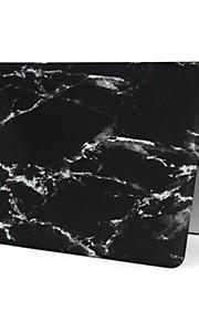"""Nowa super cool czarny marmur gumą ciężka pokrywa dla MacBook Pro 13 """"/ 15"""""""
