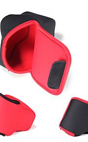 neoprene dengpin câmera macio saco caso bolsa protetora para Canon EOS m3 com 18-55 mm (cores sortidas)