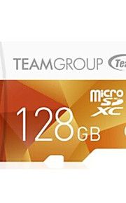 Original TEAM TF(Micro-SD) Card Class10 (128GB) TUSDH128GCL Memory Card