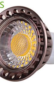 5 pcs GU10 / GU5.3 9 W 1 COB 850 LM Warm White / Cool White MR16 Decorative Spot Lights AC 85-265 V
