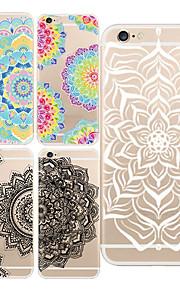 maycari®mandalas tpu zurück Fall für iPhone 6 / iphone 6s (verschiedene Farben)