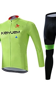KEIYUEM®Others Men's Long Sleeve Spring / Summer / Autumn / Winter Cycling Clothing Sets/Suits TightsWaterproof