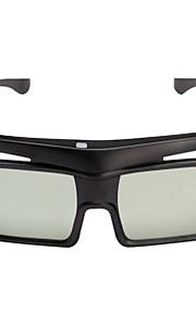 Xiaomi bluetooth aktiv shutter 3D-glasögon med två strålar för bluetooth 3d tv