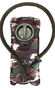 Environmental Protection 2L Big TPU Composite Cloth Folding Riding Camouflage Bag