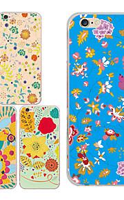 maycari®in Feder tpu zurück Fall für iPhone 6 / iphone 6s (verschiedene Farben)