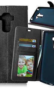 Luxury PU Leather Card Holder Wallet Stand Flip Cover With Photo Frame Case For LG G STYLO/G4 STYLUS (Assorted Colors)