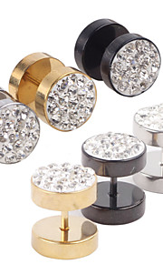 Bryllup / Party / Daglig / Afslappet / Sport - Ear Piercing ( Rustfrit Stål )
