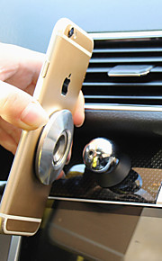 Steelie auto magnetico supporto del supporto con materiale di alluminio per la serie della galassia di Samsung smart phone / mela / lg /