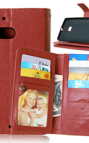 Luxury PU Leather Flip Cover 9 Card Holders Wallet Case For Nokia Lumia 930 (Assorted Colors)