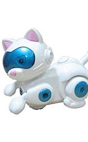 det magiske af robotten elektronisk kat legetøj børn musik let model
