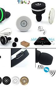 universales súper mini auricular bluetooth inalámbrico en el oído del auricular manos libres auricular para el iphone 6 samsung