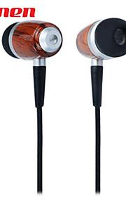 Kanen ip-309 20 Hz-20 kHz auricolare in-ear con microfono per iphone samsung