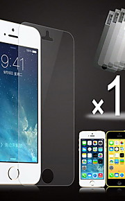 10pcs hd chiaro pellicola schermo frontale per iPhone 5 / 5s / 5c