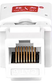 shengwei® sim-601 boîte à bornes de Cat6e rj45