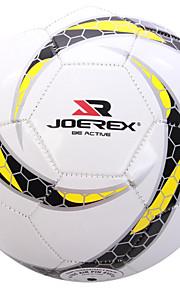 Joerex ® Training Match Machine Sewn PVC Soccer Durable Football Nondeformable Gas Leak-proof AJAB10144