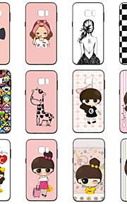 cartoon projektu pc + etui TPU dla Samsung Galaxy Uwaga 3 note4 note5
