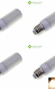 sencart 4 x e27 b22 e14 g9 GU10 12w 72 x 5630smd 1200lm varm hvit / kaldhvit LED lyspærer (220-240)