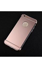 iphone6 / 6S에 대한 모든 추락 방지 미러 하드 하단 쉘 휴대 전화