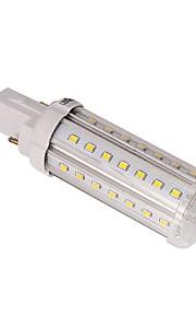 7W G24 LED-kornpærer T 46PCS SMD 2835 100LM/W lm Varm hvit / Naturlig hvit Dekorativ AC 85-265 V 1 stk.