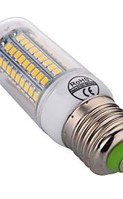 12W E14 / G9 / B22 / E26/E27 LED-kornpærer T 102 SMD 2835 1200 lm Varm hvit / Kjølig hvit Dekorativ AC 220-240 V 1 stk.