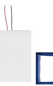 DIY White Light LED Display Backlight Board Light Guide Panel LGP for Arduino - White