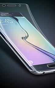 protezione dello schermo morbido caso ultra sottile pellicola trasparente di cristallo per Samsung Galaxy bordo s7