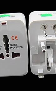 au os eu uk forlængelse internationale rejser universelle verden AC / DC stikkontakt konverter adapter