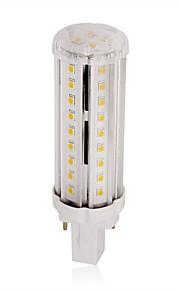 9W G24 LED-kornpærer T 58PCS SMD 2835 100LM/W lm Varm hvit / Naturlig hvit Dekorativ AC 85-265 V 1 stk.