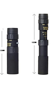 Nikula® 10~30x25 Metal Monocular Zoom Binoculars High Definition Telescope Infrared Retractable Night Vision Antiskid T88