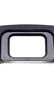 visor de borracha copo de substituição olho dk-25 ocular ocular para Nikon D5500 D5300 d3300 ocular dk25