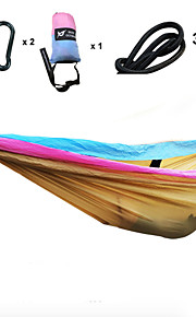 SWIFT Outdoor® Double Person 300x180cm Travel Camping Outdoor Nylon Fabric Hammock Parachute Bed For Adventure