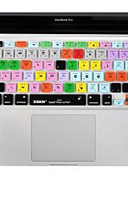 xskn Final Cut Pro 7 silicone pelle della copertura tastiera del computer portatile per l'aria del macbook 13 pollici, MacBook Pro 13 15