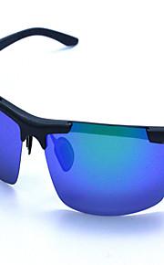 Solbriller mænd's Elegant / Letvægt / Sport / Mode / Polariseret Pilotbriller Sort Solbriller / Briller / Kørsel Halvkant