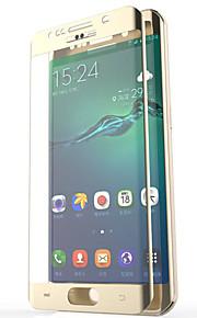 vetro temperato 9h 3d superficie curva del corpo intero film di protezione dello schermo per bordo / bordo S6 / bordo S6 Samsung Galaxy s7