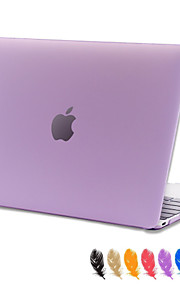 "Matte  Plastic Hard Full Body Case Cover for  MacBook  Retina 13""/15""(Assorted Colors)"