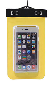 PVC Material Waterproof Dry Boxes Suitable for Iphone Cellphone for Diving/Swimming/Fishing 17.5*10cm
