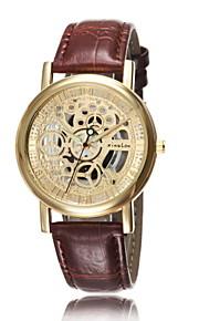 moda masculina assistir oca relógio luminoso relógio realmente cinto de quartzo não-sided mecânica (cores sortidas)