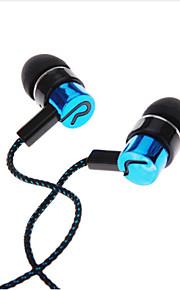 3.5mm w ucho słuchawki wysokiej wydajności dla słuchawek iphone iphone 6 6 plus