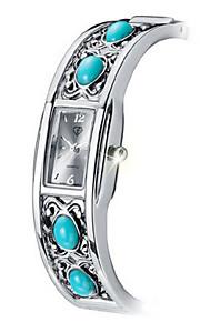 Lady's Vintage Bracelet Band Analog Wrist Watch Jewelry