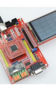 MSP430 Development Board MSP430F149 Microcontroller Minimum System Board Core Board Color Screen With USB Downloader