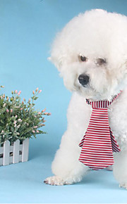 Personality Wavy Pet Bow Ties