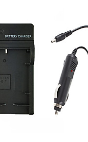 lpe17 digitale camera batterij oplader + auto oplaadkabel voor Canon EOS 750D 760D m3