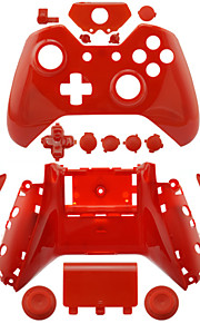 Controller Case Shell for Xbox One (Black/Red/White)