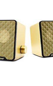jituo multimedia membran bashögtalare jt2616 guld