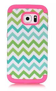Silicone Case Soft Gel Plastic Cover For Samsung Galaxy S6 Edge Phone Case Fundas bag